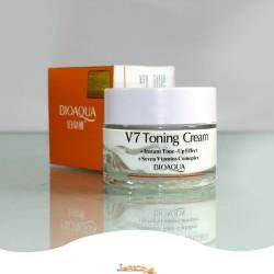V-7 Toning Cream