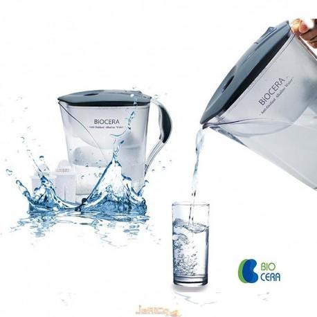 Biocera Alkaline Water Jug