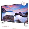 Sharp 45″ Smart 4K LED TV