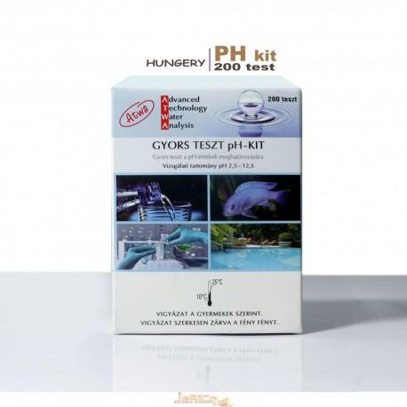 PH Test Kit / Quick test PH Kit/ Atwa Hungary Kit